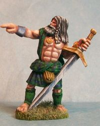 Highlander Warrior