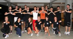 Mighty Kung Fu Chinese University Students CUHK