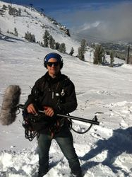 "Mammoth Lakes, CA for ""Home By Novogratz"" on HGTV"