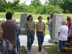 Lavaca Boy Scouts