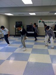 Fatel Freestyle Hip-Hop Dancers @ Winter 2010 Seminar