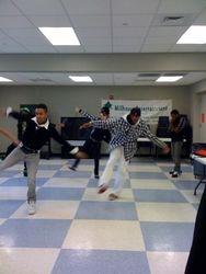 More Action w/Fatel Freestyle @ Winter 2010 Seminar