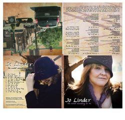 "Jo Linder ""The World According to Me"" CD"