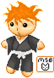 Ichigo from Bleach