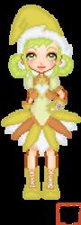 Momoko from Magical Do Rei Me