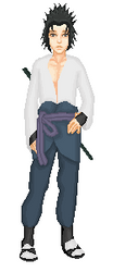 Sasake from Naruto