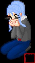 Botan (kitty) from Yu Yu Hakusho