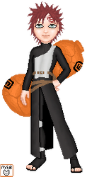 Garra from Naruto