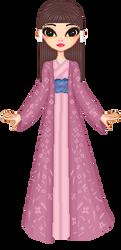 Ginrei Kuchik's daughter