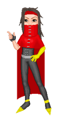 Vincent from FF7