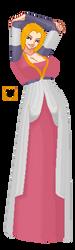 Rangiku from Bleach