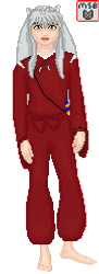 Inuyasha (half Demon)