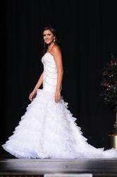 Allison's gown