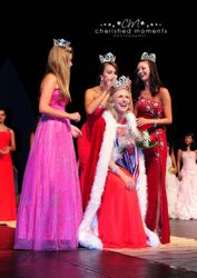 Crowning of Maggie Wells