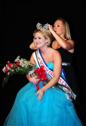 The first Miss NC High School!