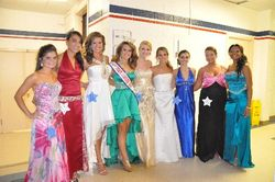 Terry Sanford High Pageant