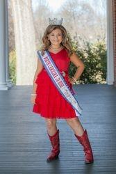 Our Miss North Carolina Junior High
