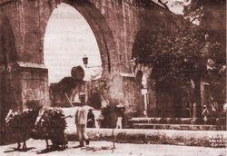 Calzada Fray Antonio de San Miguel y Acueducto. Morelia