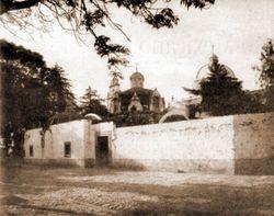 El Carmen, 1910. Morelia.