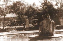 Casa de Cristal, 1930. Morelia.