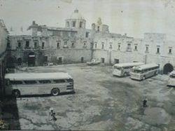 Antigua Central Camionera, 1940. Morelia.