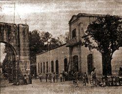 Acueducto de Morelia, 1904.