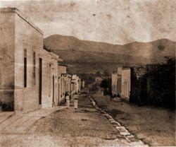 Calle Pez (Garcia Obeso), 1920.