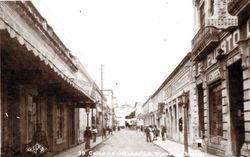 Calle Valladolid, 1930.