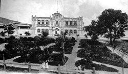 Antiguo Hospital Civil, Morelia.