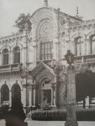 Antiguo Hospital Civil (Ahora IMSS), 1930.