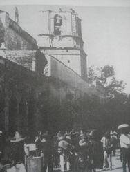 Morelia en 1890.