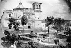 Templo de San Jose, 1920.
