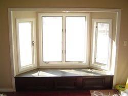 custom bay window