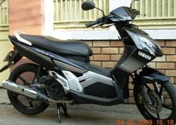 YAMAHA NOUVO II 115cc scooter - VND900,000/month (US$42) for long-term rental