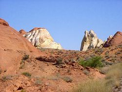 Valley of Fire NV.