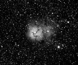 M20 (NGC 6514) (Trifid Nebula)