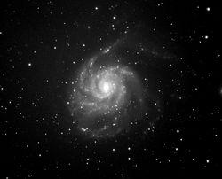 M101 (NGC 5457) (Pinwheel Galaxy)