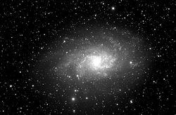 M33 (NGC 598)  (Pinwheel Galaxy)