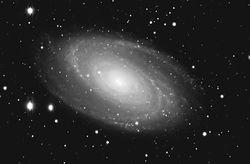M81 (NGC 3031) (Bode's Nebula)