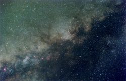 Milky Way from TSP