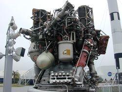 J-2 Rocket Engine, 2nd Stage Saturn V