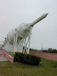 Rocket: Saturn B-1