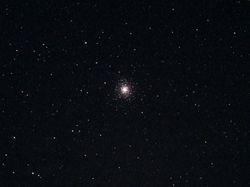 M 92 (NGC 6341) Globular Cluster