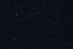 Comet 2009 P1 (Garradd) & M71