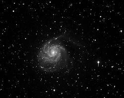 M-101 (NGC 5457) (Pinwheel Galaxy)