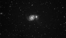 M51 (NGC 5194) (Whirlpool Galaxy)
