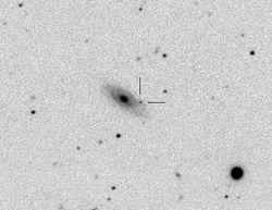 Supernova 2009ai