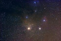 Antares Region Widefield.