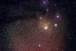 Antares Region Widefield