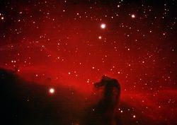 Barnard 33, The Horsehead Nebula